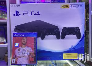 Playstation 4 1TB With Two Controllers Fifa 20 | Video Game Consoles for sale in Nairobi, Nairobi Central