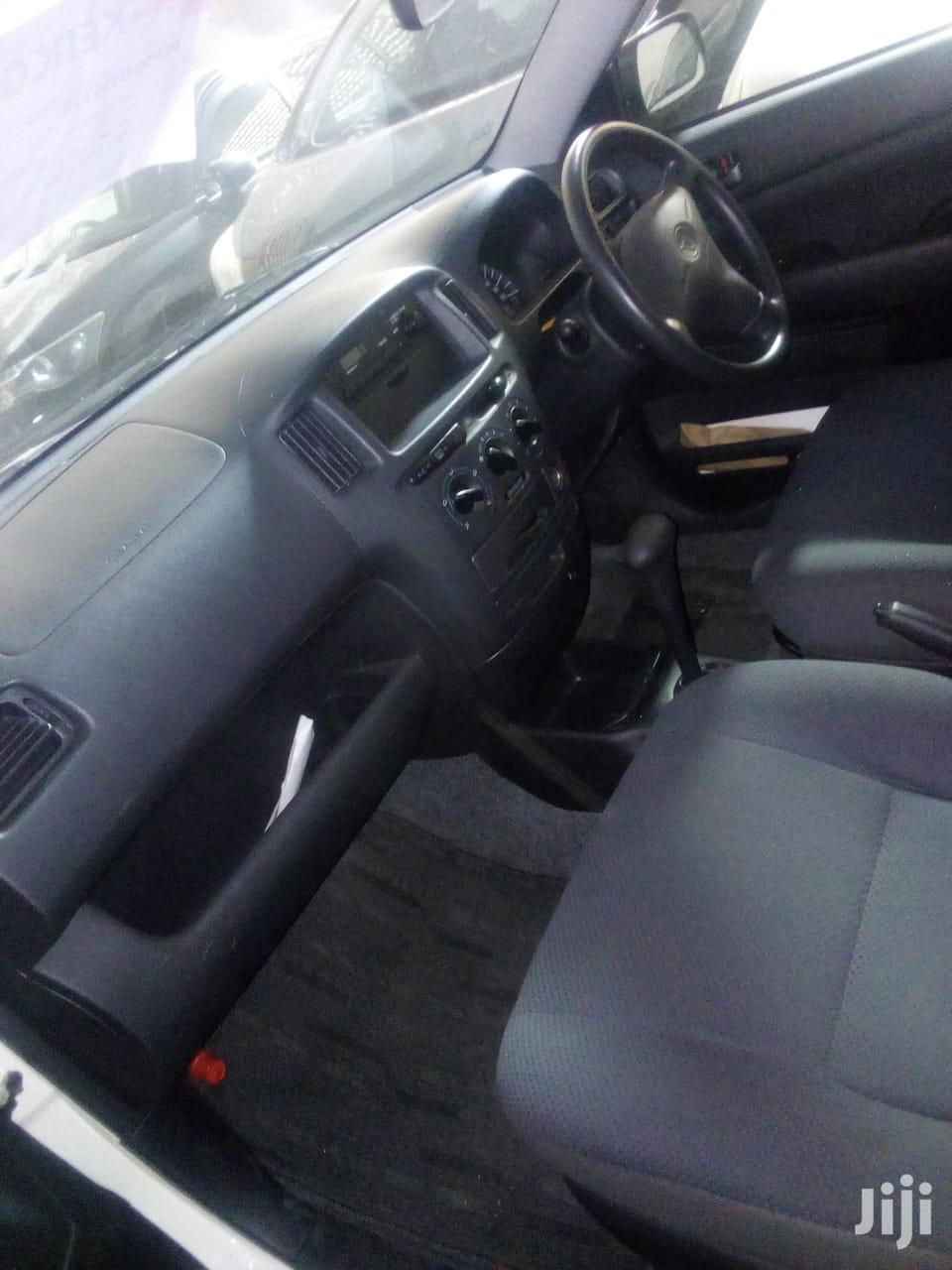 Archive: Toyota Probox 2013 White