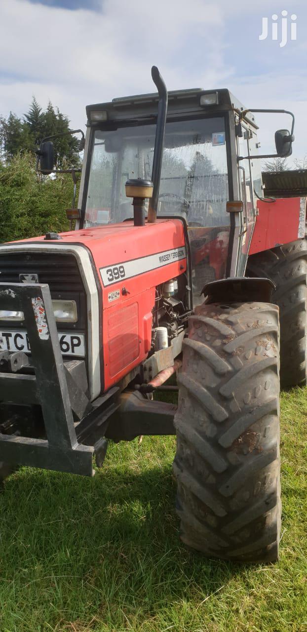 For Sale Massey Ferguson Tractor 399 In Exellent Condition | Heavy Equipment for sale in Nakuru East, Nakuru, Kenya