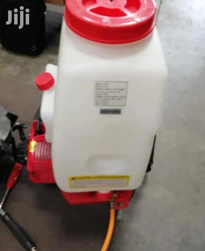 Powered Knapsack Sprayer