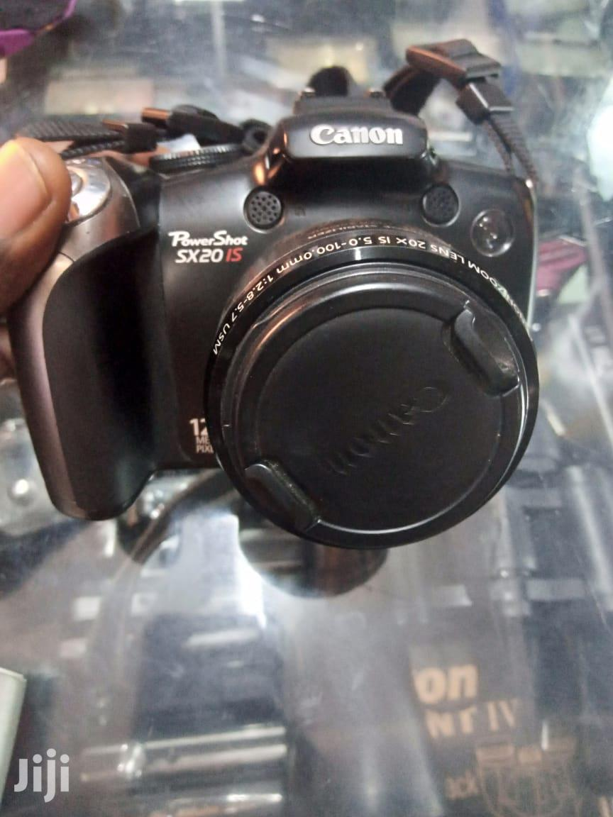 Canon Sx20 Camera With Flip Screen | Photo & Video Cameras for sale in Nairobi Central, Nairobi, Kenya