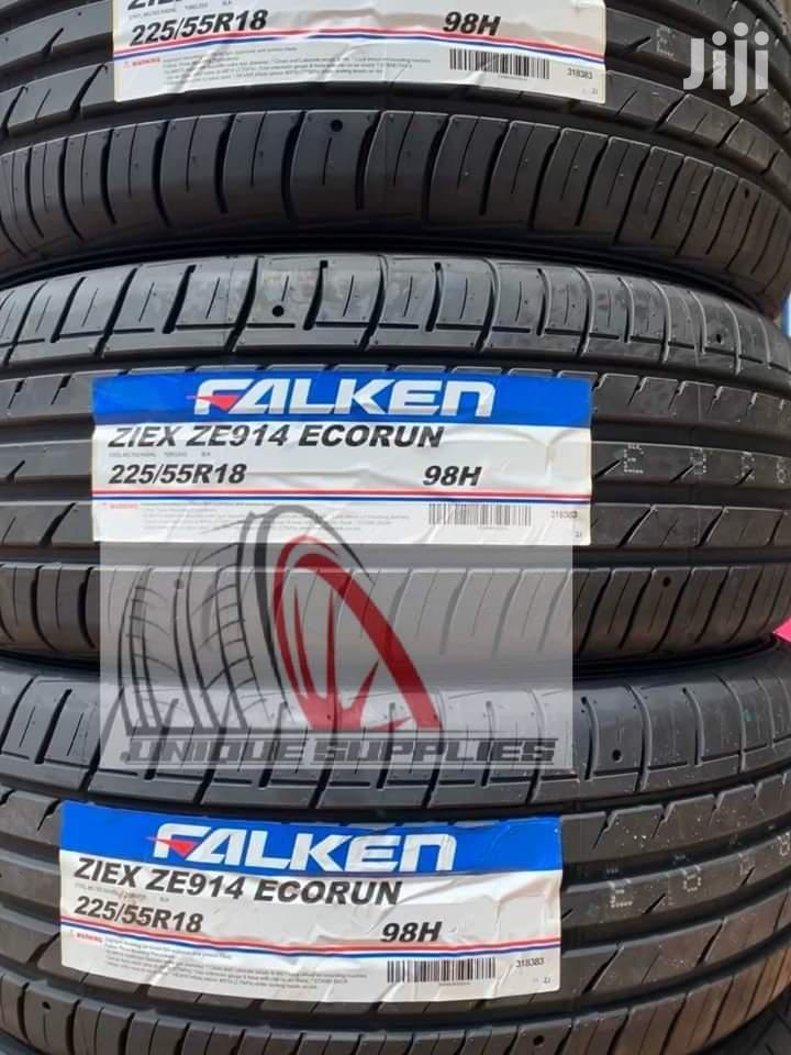 225/55 R18 Falken Ziex Ecorun Tyre
