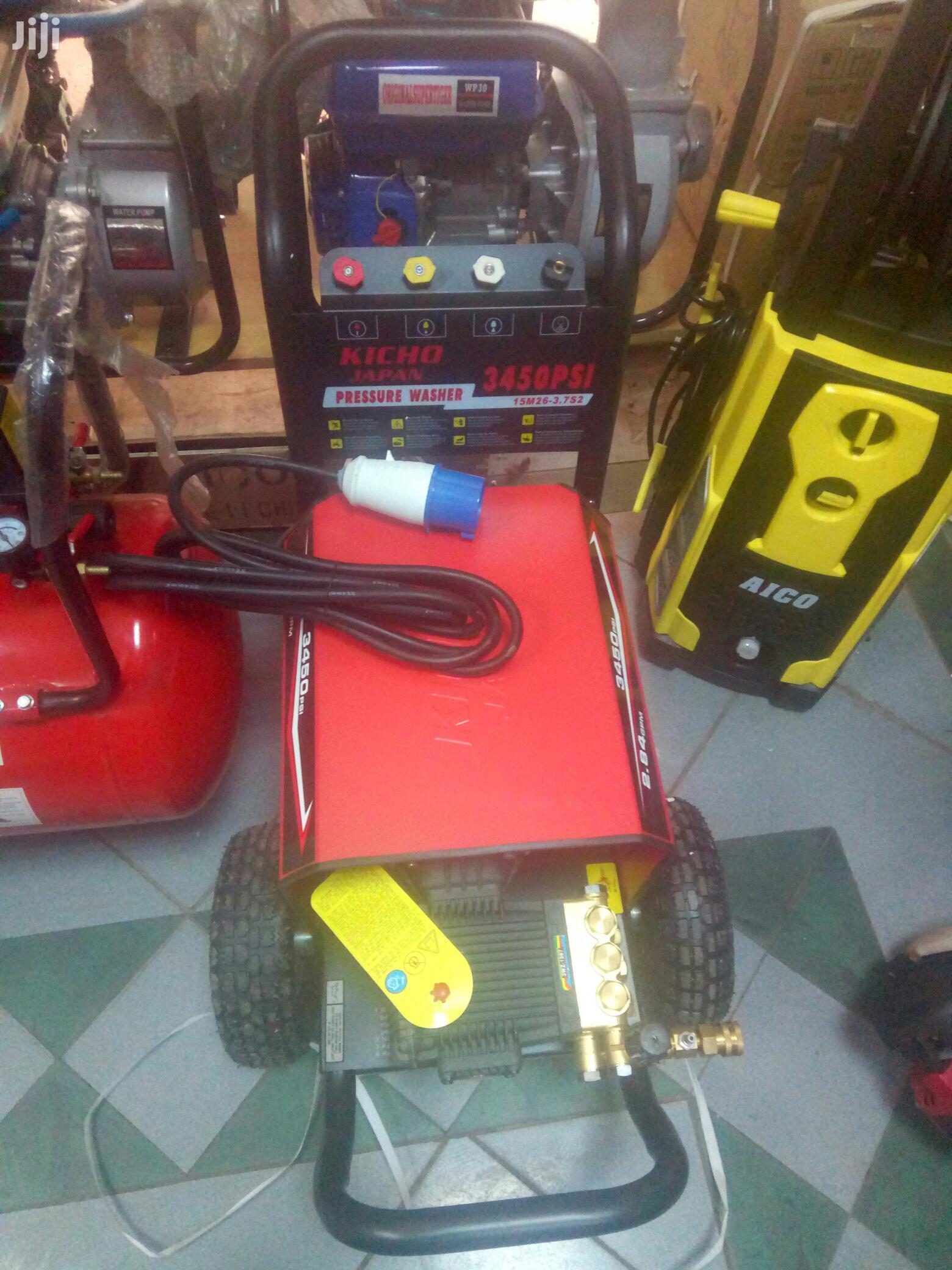 3450psi Kicho High Pressure Washer Machine