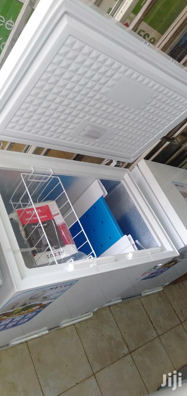 Archive: New Deep Freezer