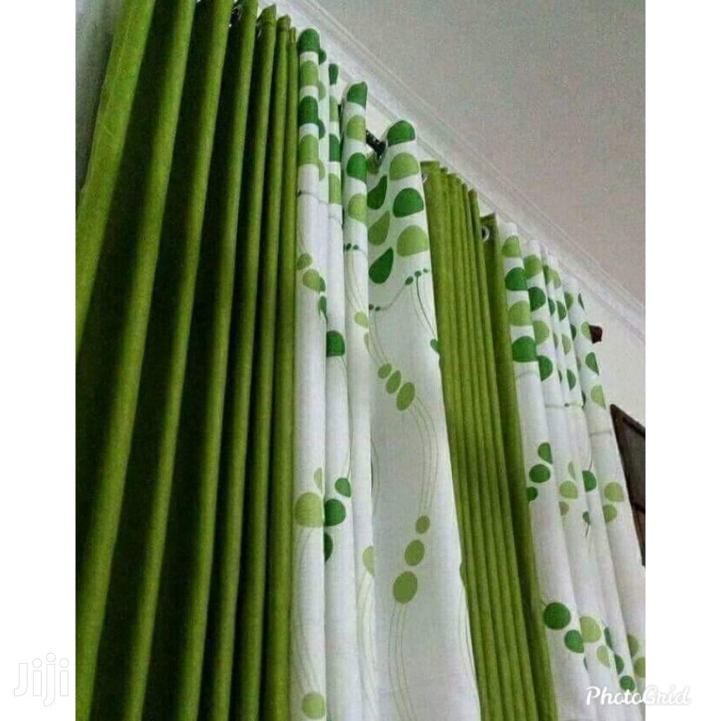 Archive: Green Curtain