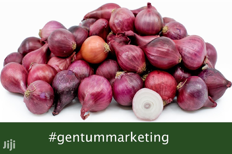 Onions Or Kitunguu