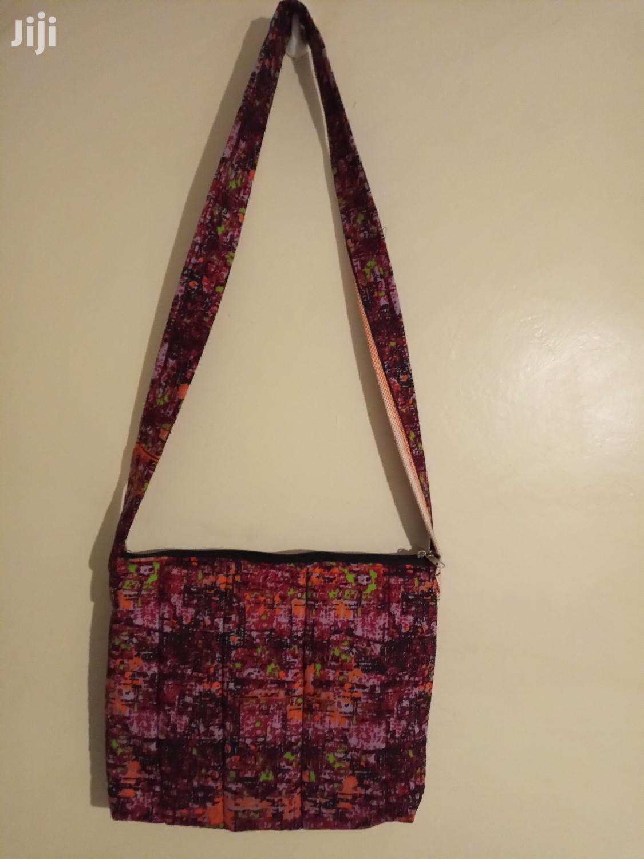 Archive: Ankara Sling Bags