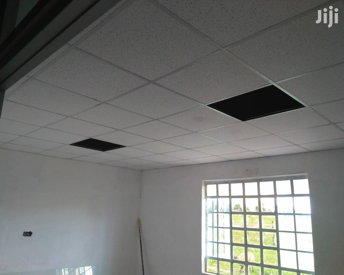 Supply And Install Acoustic Ceilings For Commercial
