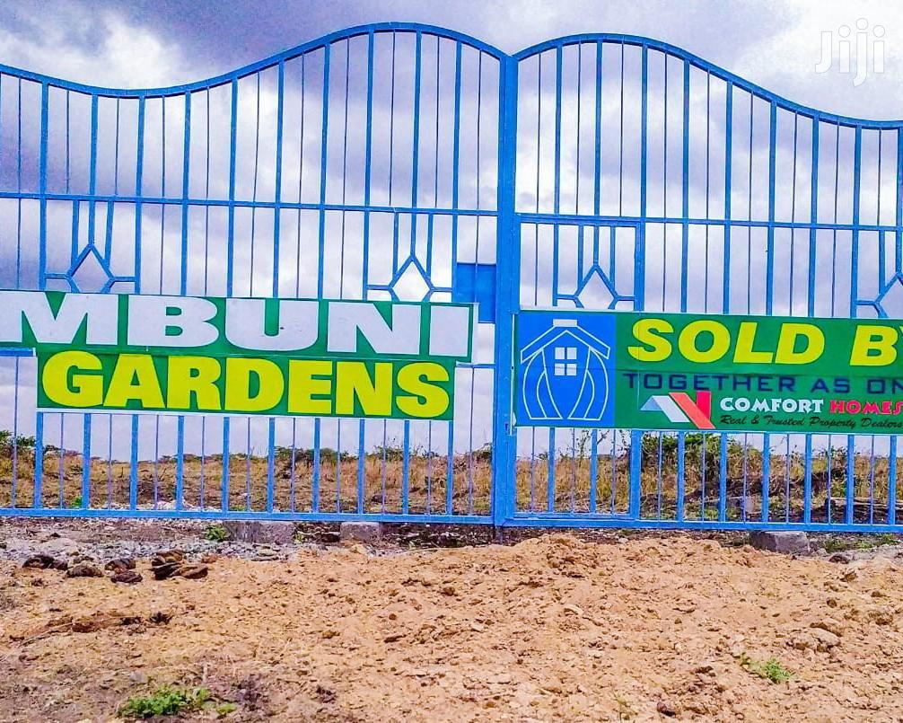 Mbuni Gardens-kitengela
