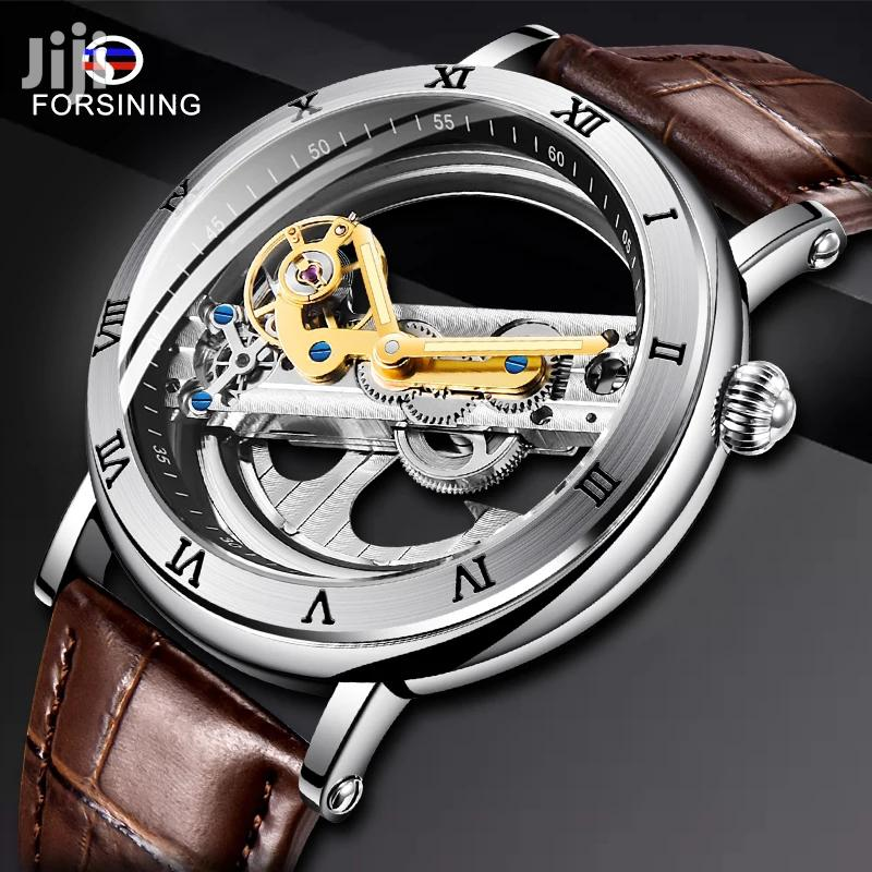 Mechanical Automatic Watch Self Wind No Battery