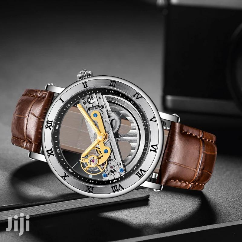 Mechanical Automatic Watch Self Wind No Battery | Watches for sale in Nairobi Central, Nairobi, Kenya