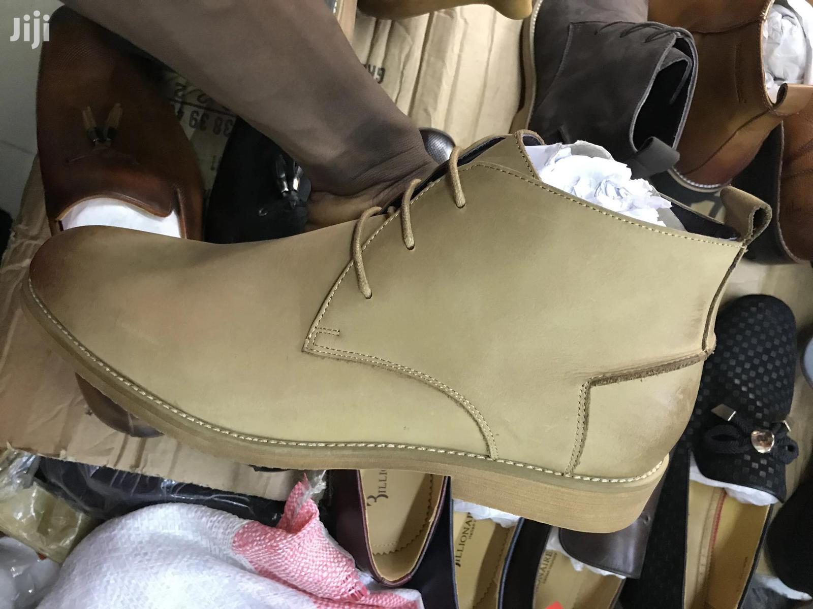 Pure Leather Boots   Shoes for sale in Nairobi Central, Nairobi, Kenya