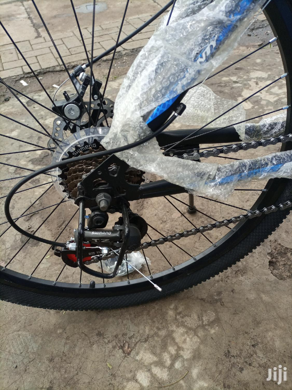 Brandnew Mountain Bike Bicycle With Gears | Sports Equipment for sale in Nairobi Central, Nairobi, Kenya
