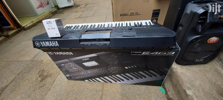 Yamaha Keyboard PSR-E463 | Musical Instruments & Gear for sale in Nairobi Central, Nairobi, Kenya