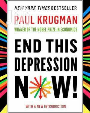 Finance/Economy Books,Ebooks-depression,Inflation,Crisis   Books & Games for sale in Nairobi, Ngara