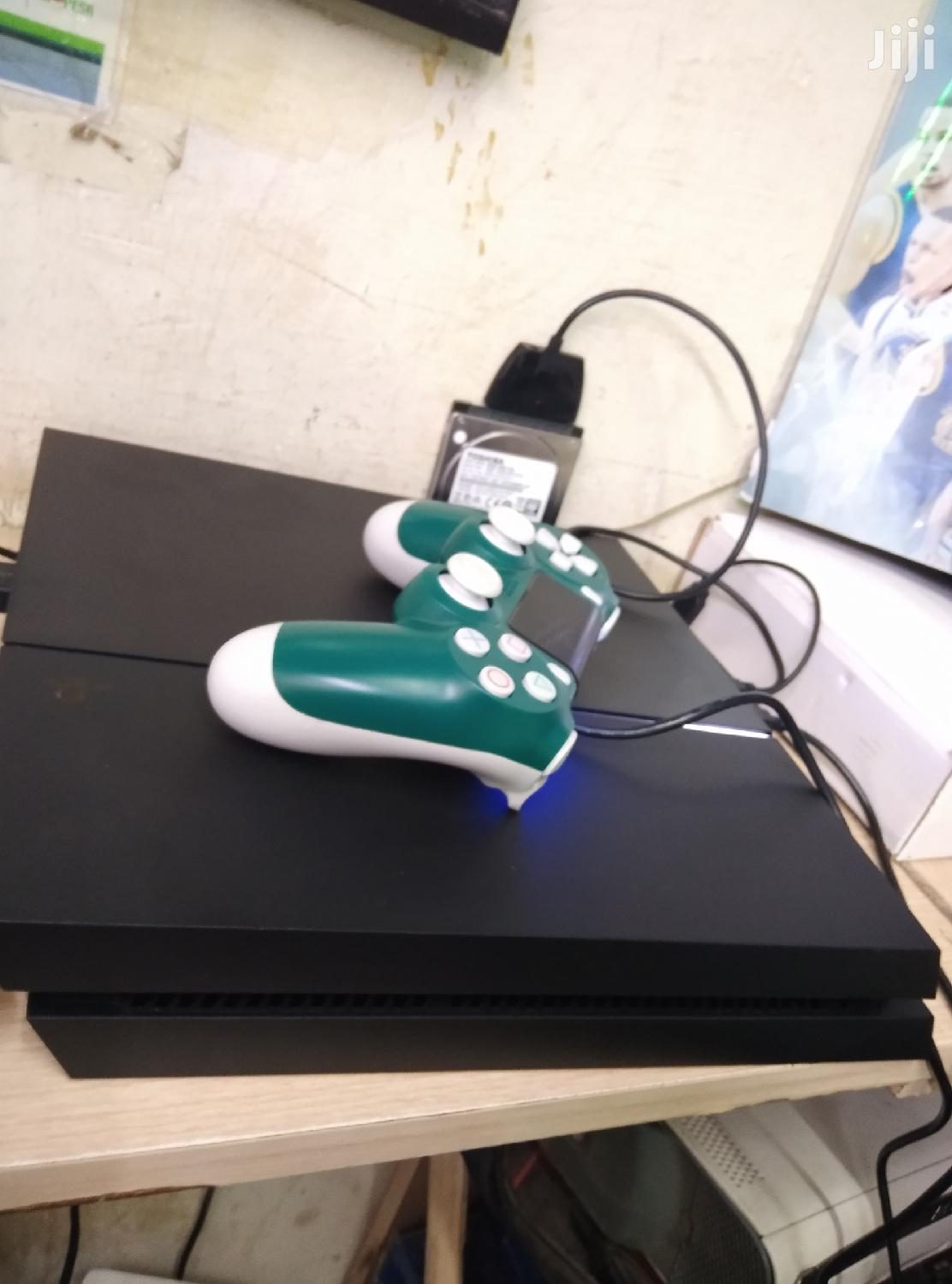 Ps4 1 Tb Chipped With 20 Latest Games | Video Game Consoles for sale in Nairobi Central, Nairobi, Kenya