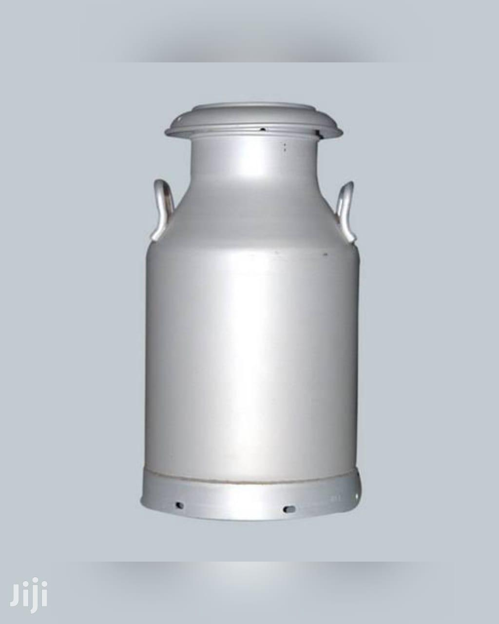 Aluminium Milk Cans-40ltr