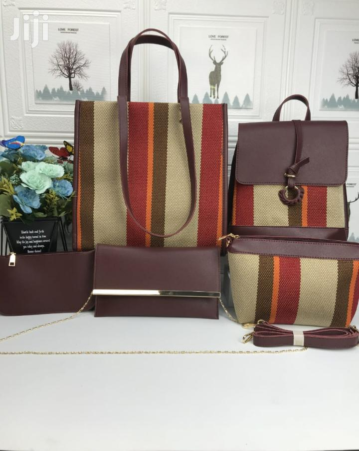 5 In 1 Handbags Set