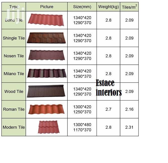 Roofing Tiles | Building Materials for sale in Karen, Nairobi, Kenya