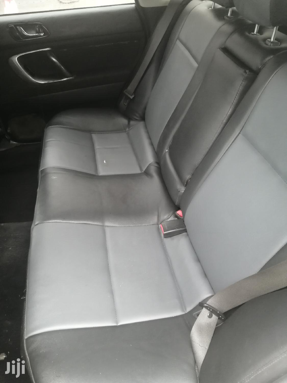Archive: Subaru Legacy 2004 Wagon Gray