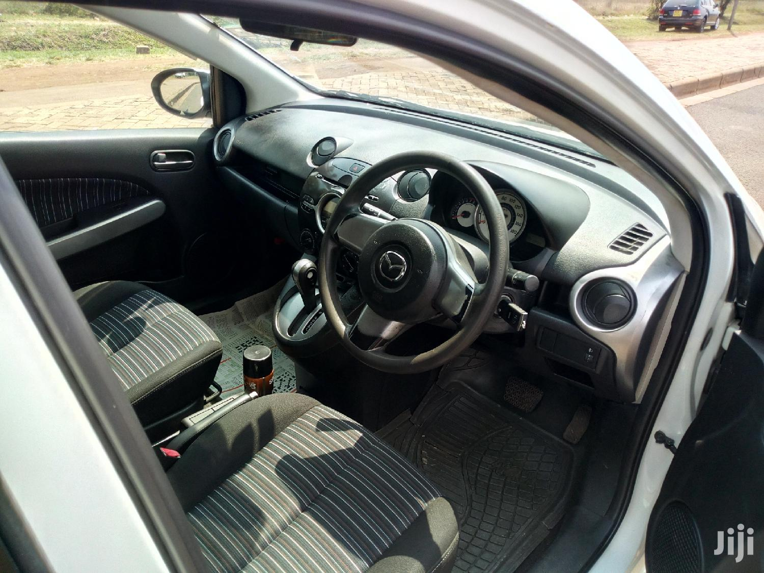 Mazda Demio 2011 White | Cars for sale in Thika, Kiambu, Kenya