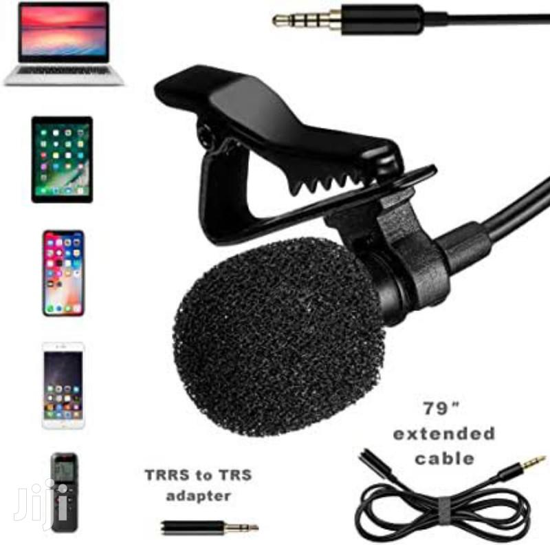 Lapel Microphone | Accessories for Mobile Phones & Tablets for sale in Nairobi Central, Nairobi, Kenya
