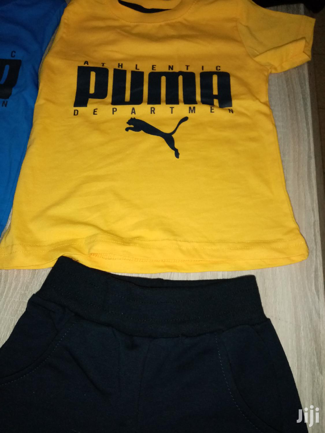 Best Price in the Market Adidas, Puma Short Outfits + | Children's Clothing for sale in Pangani, Nairobi, Kenya
