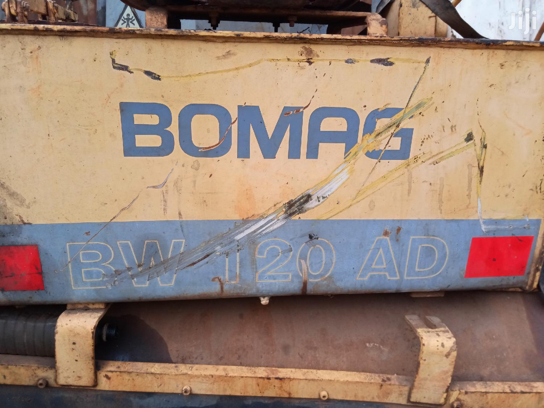Bomag BW 120