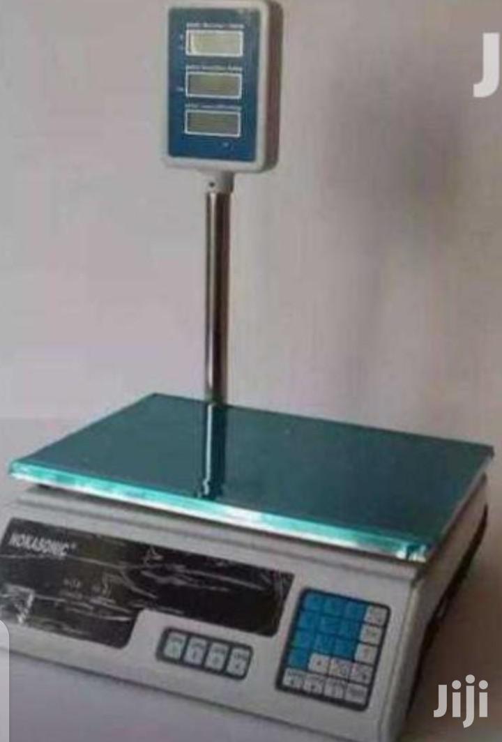 30kgs Weighing Scale