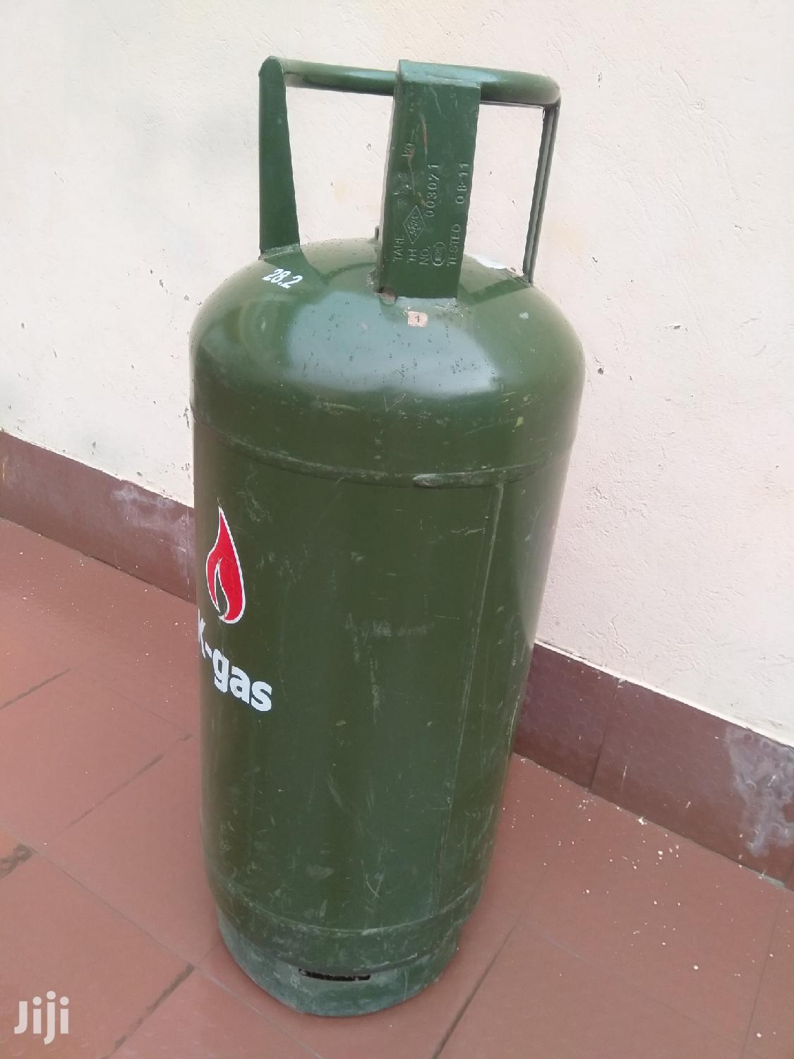 K-gas 40kgs On Quick Sale. | Kitchen Appliances for sale in Embakasi, Nairobi, Kenya