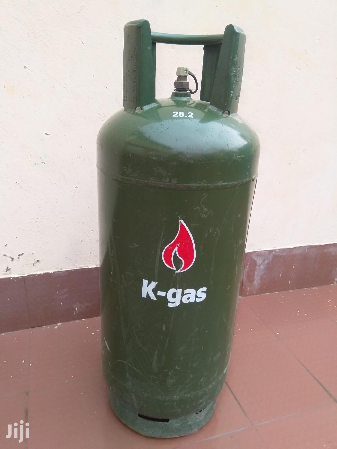 K-gas 40kgs On Quick Sale.