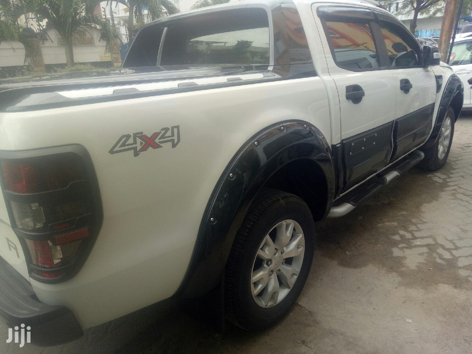 Ford Ranger 2014 White | Cars for sale in Mvita, Mombasa, Kenya