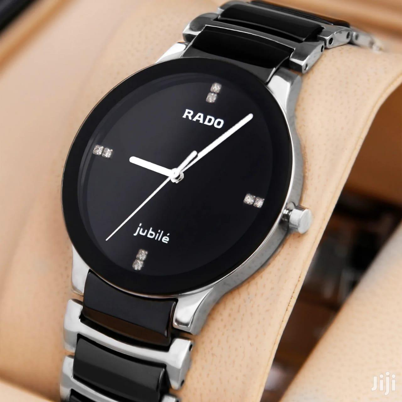 Rado Ceramic Quartz Movement Watches Available at 10,000ksh | Watches for sale in Nairobi Central, Nairobi, Kenya