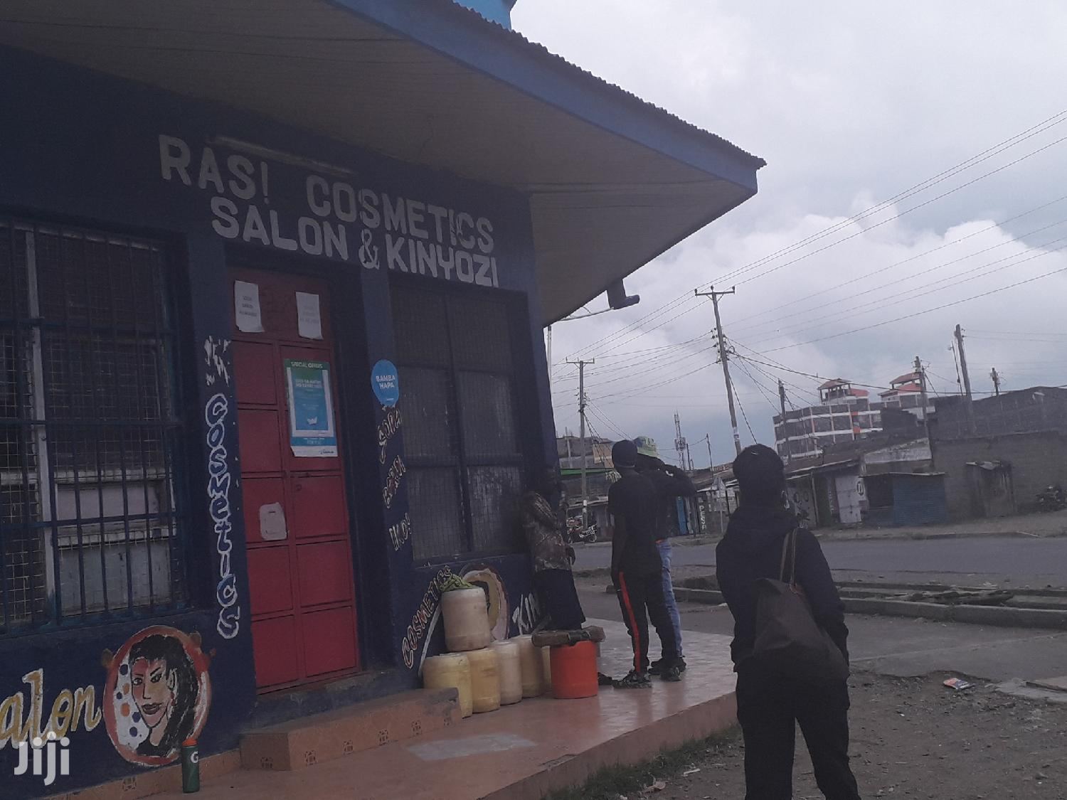 Large Shop For Rent