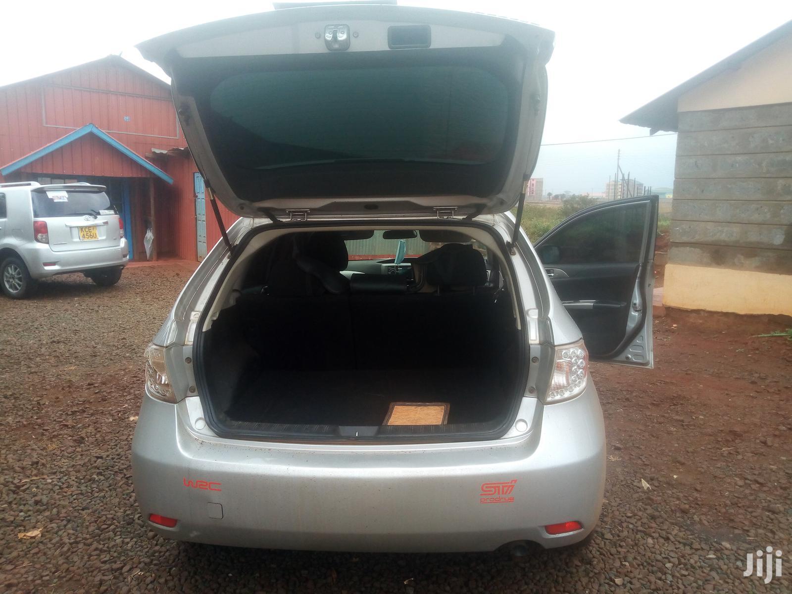 Subaru Impreza 2012 Gray | Cars for sale in Thika, Kiambu, Kenya