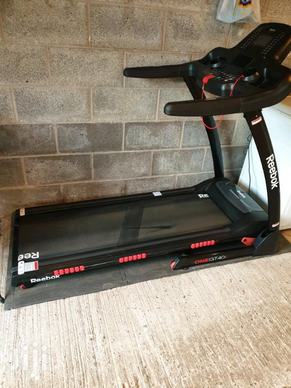 Professional Reebok Treadmills