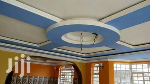 Gypsum Ceiling And Design