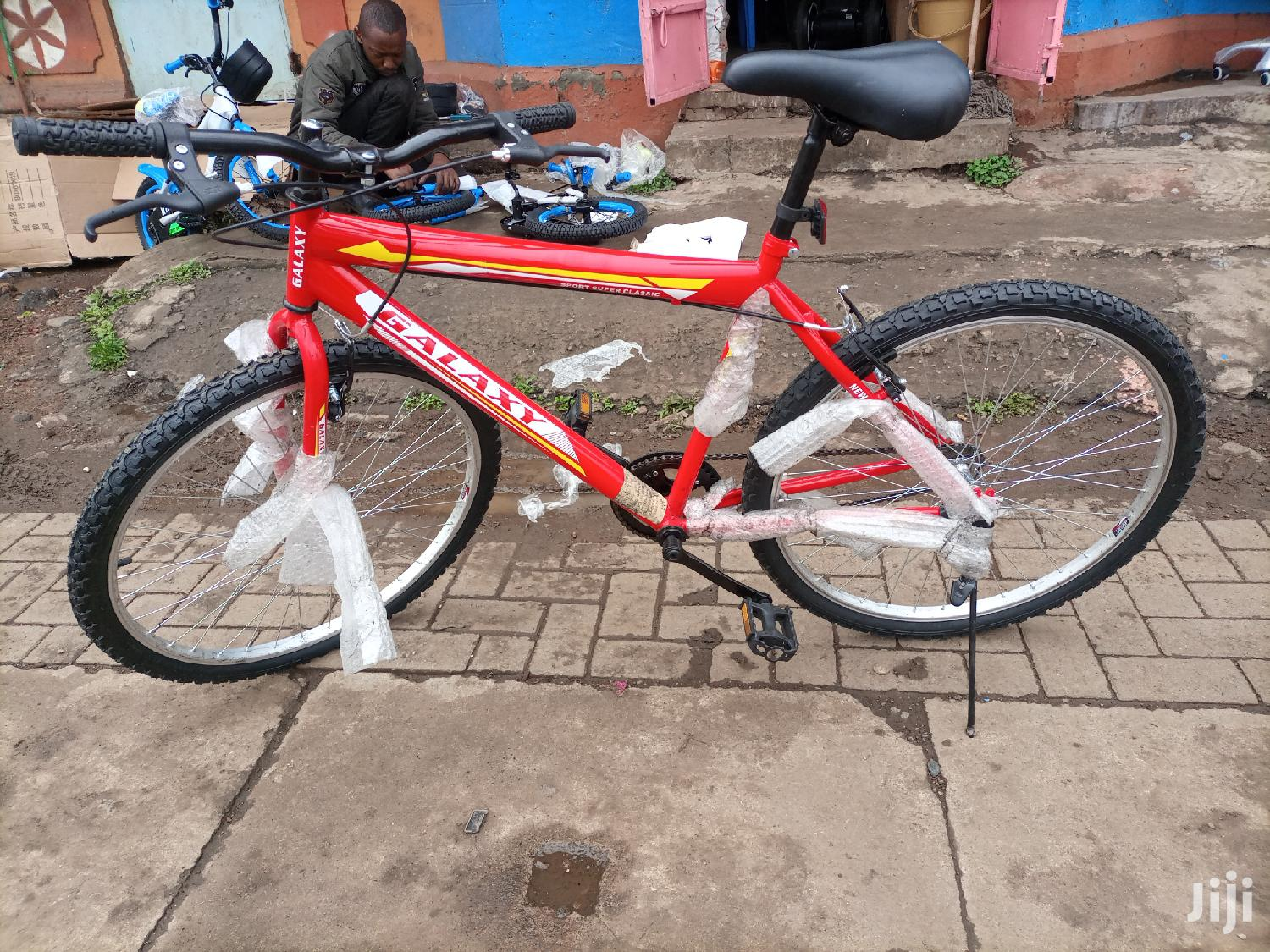 Bicycle Strong Bike Size 26 Galaxy