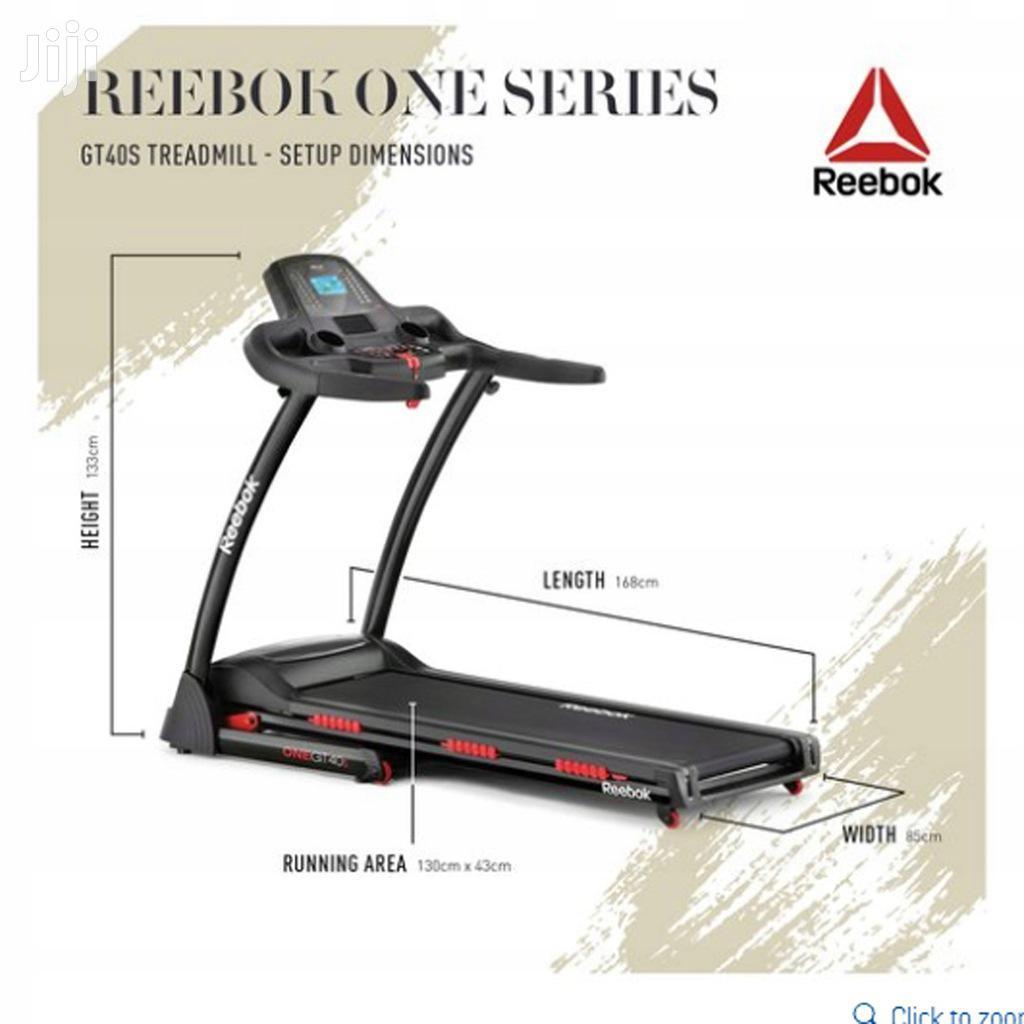 Reebok Treadmills for Sale
