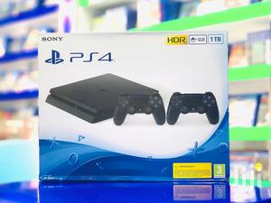 PS4 Slim 1TB Console With 2 Genuine Controllers- New&Sealed   Video Game Consoles for sale in Nairobi, Nairobi Central