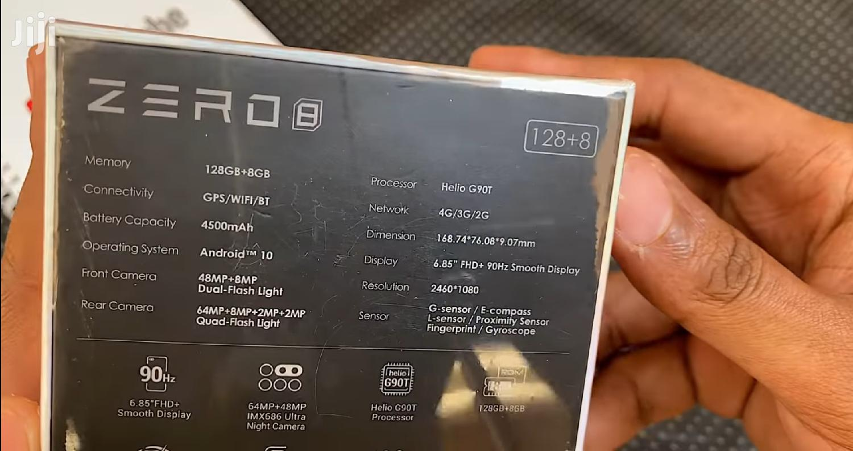 New Infinix Zero 8 128 GB Black | Mobile Phones for sale in Nairobi Central, Nairobi, Kenya