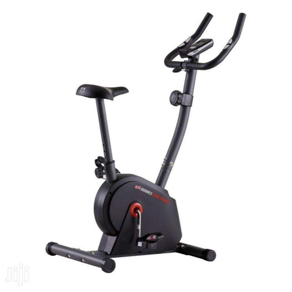 Upright Magnetic Exercise Bikes