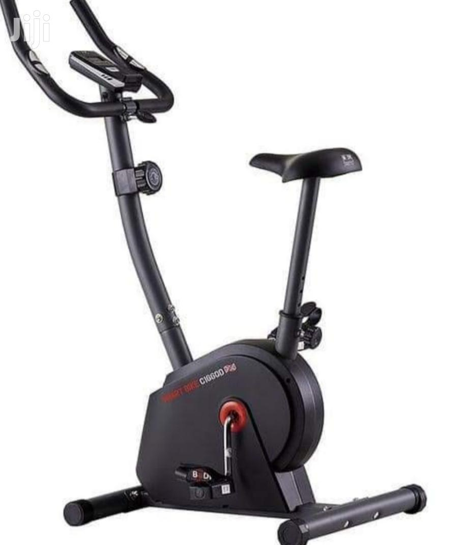 Smart Upright Magnetic Exercise Bikes