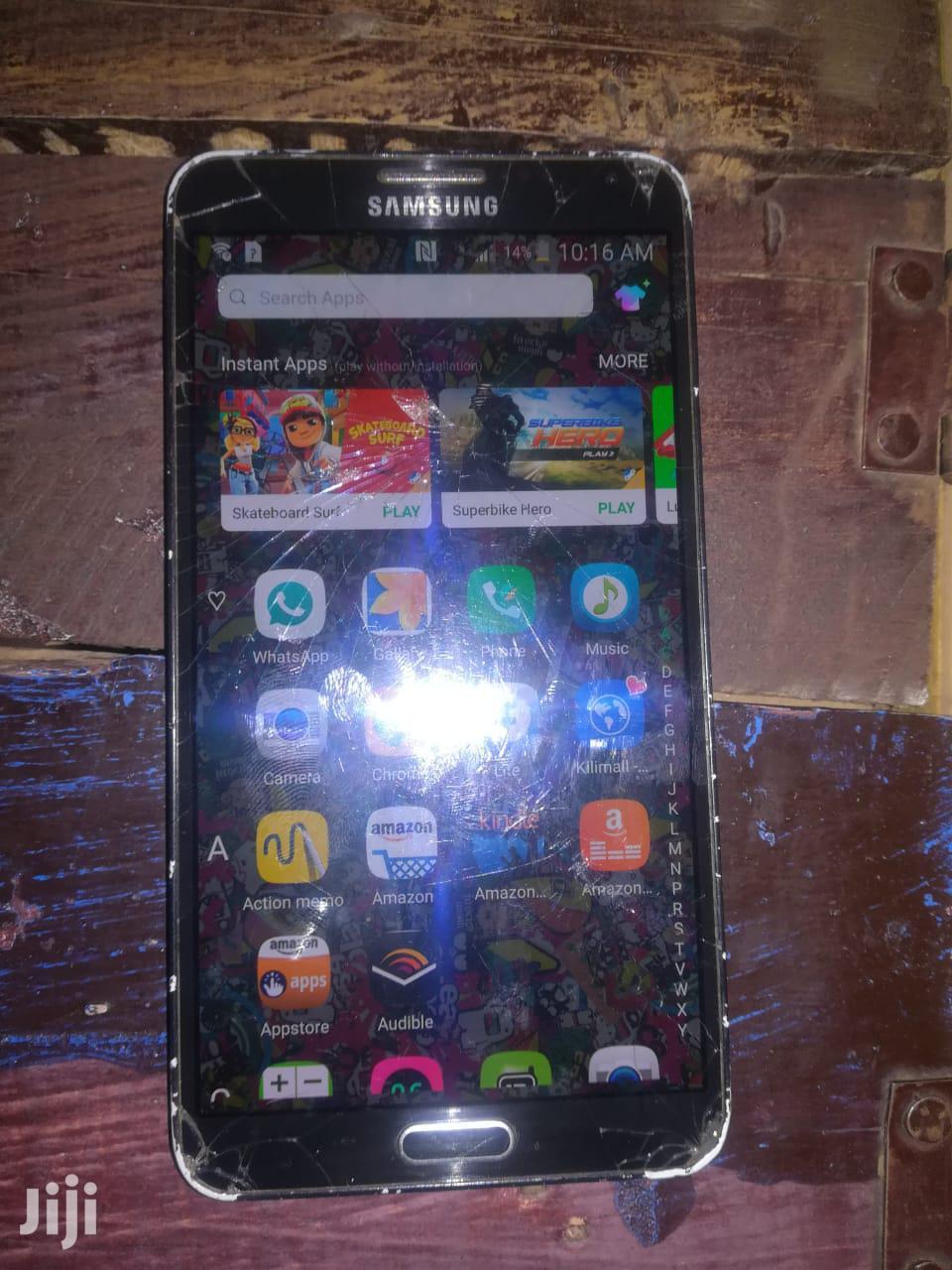Archive: Samsung Galaxy S6 active 32 GB Black