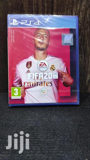 PLAY STATION 4 Fifa 20 Pre Owned | Video Games for sale in Nairobi, Nairobi Central