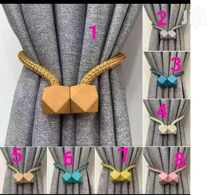 Magnetic Curtain Holder