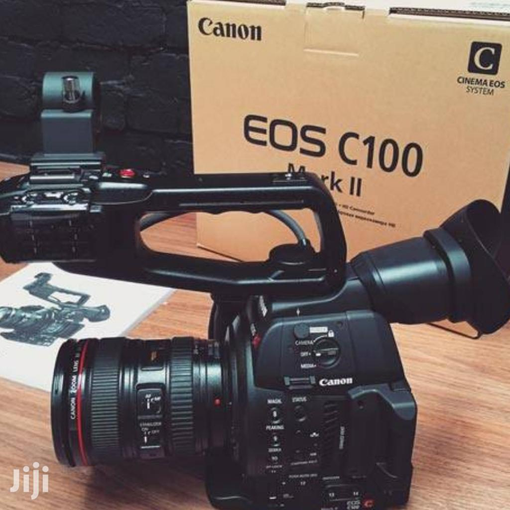 Canon EOS C100 Body Only Brand New and Sealed