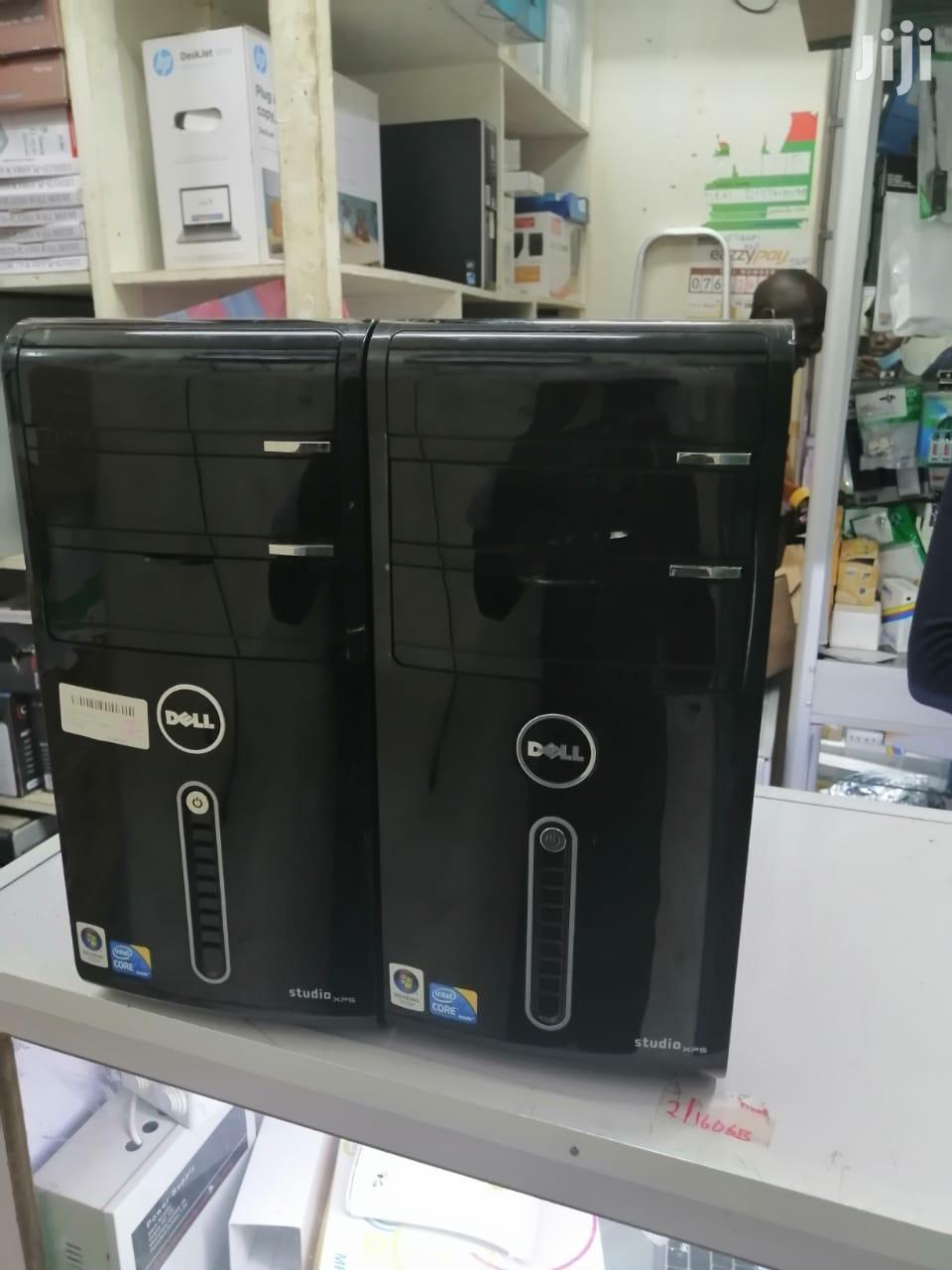 Desktop Computer Dell 4GB Intel Core I7 500GB