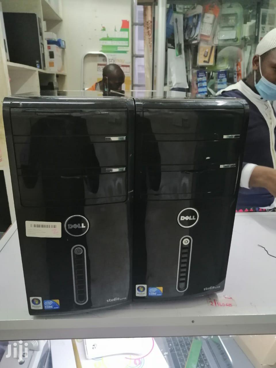 Desktop Computer Dell 4GB Intel Core I7 500GB | Laptops & Computers for sale in Nairobi Central, Nairobi, Kenya