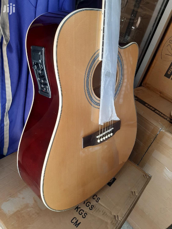 Semi Acoustic Guitar Fender. | Musical Instruments & Gear for sale in Nairobi Central, Nairobi, Kenya